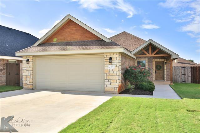 3714 Bettes Lane Abilene, TX 79606
