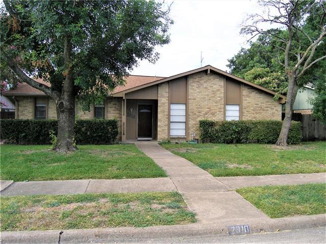 2910 High Plateau Drive, Garland, Texas