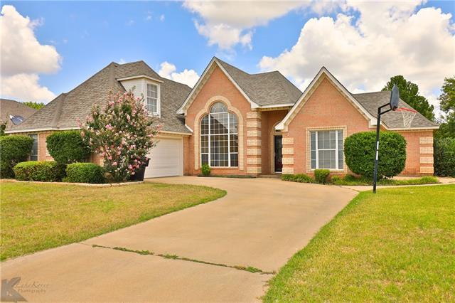5410 Willow Ridge Road, Abilene, TX 79606