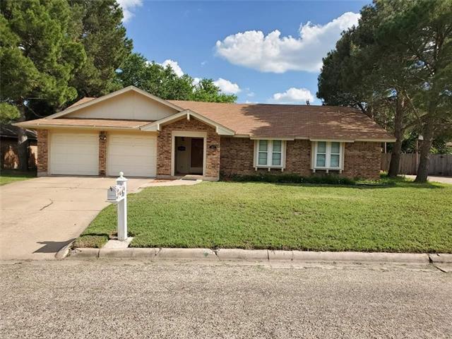 1017 Chriswood Drive, Abilene, TX 79601