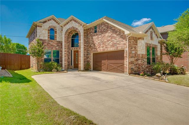 1807 Long Bow Trail, Euless in Tarrant County, TX 76040 Home for Sale