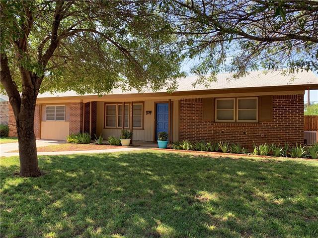 3688 N 9th Street, Abilene, TX 79603