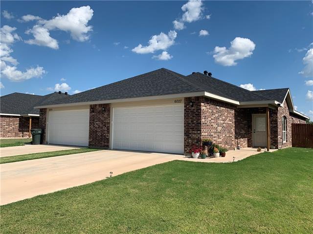 6025 Jennings Drive Abilene, TX 79606