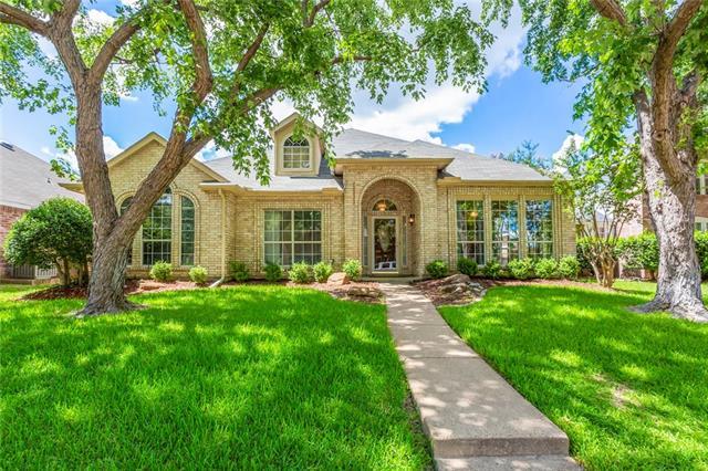 1737 Sheffield Drive, Garland in Dallas County, TX 75040 Home for Sale
