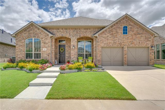 108 Sunrise Drive, Argyle in Denton County, TX 76226 Home for Sale