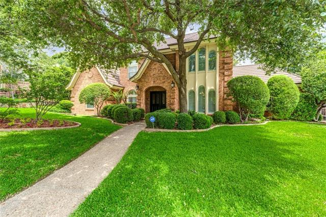 821 Mayfair Hill Court, Bedford in Tarrant County, TX 76021 Home for Sale