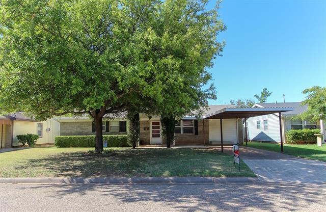 3825 Laurel Drive Abilene, TX 79603