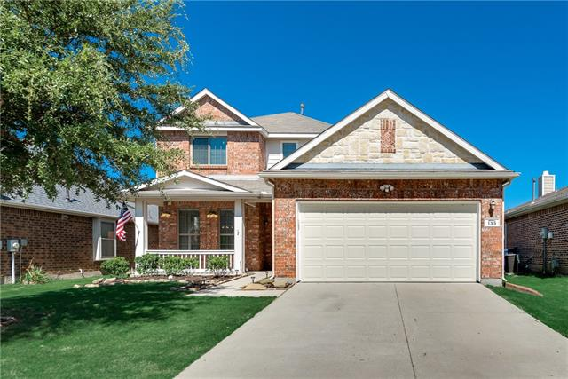 133 Birdbrook Drive, Anna in Collin County, TX 75409 Home for Sale
