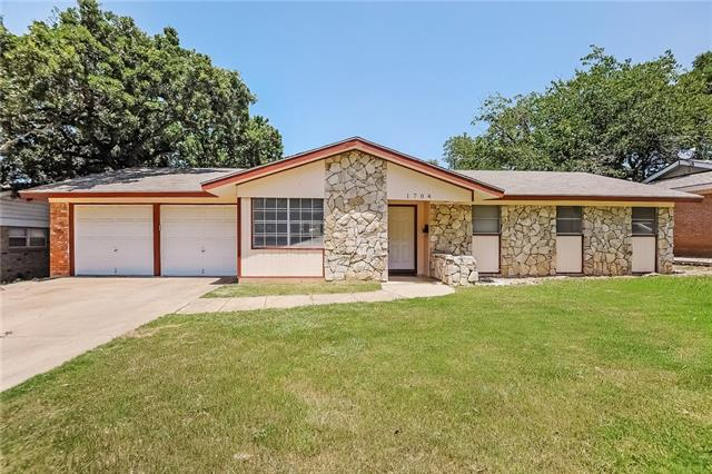 1704 Windlea Drive, Euless in Tarrant County, TX 76040 Home for Sale