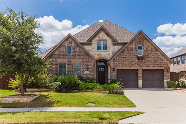 Allen Homes for Sale -  Custom Built,  2005 Temperate Drive