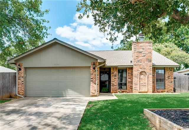 3005 Woodbridge Drive, Bedford in Tarrant County, TX 76021 Home for Sale