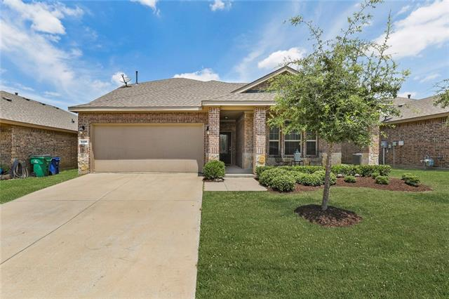 1110 Dickenson Drive, Melissa in Collin County, TX 75454 Home for Sale