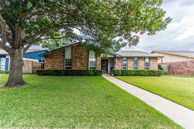 2917 Gayle Drive, Garland in Dallas County, TX 75044 Home for Sale