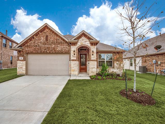 1207 Crossvine Drive, Anna in Collin County, TX 75409 Home for Sale