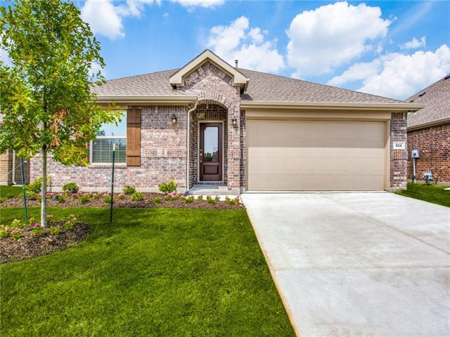 504 Brookview Court, Anna in Collin County, TX 75409 Home for Sale