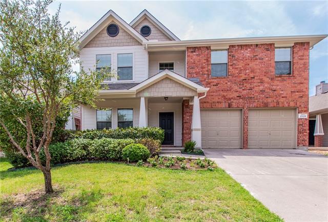 2029 Hanakoa Falls Drive, Anna in Collin County, TX 75409 Home for Sale