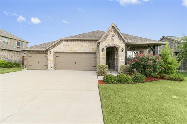 516 Warner Drive, Anna in Collin County, TX 75409 Home for Sale