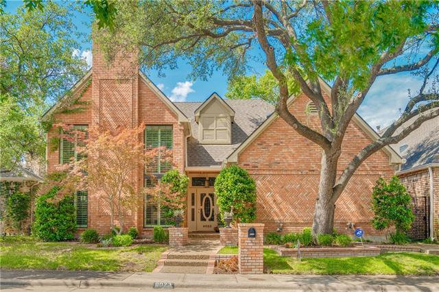 6023 Highplace Circle, Addison, Texas