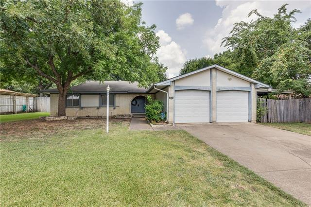 1303 Roundtree Drive, Euless in Tarrant County, TX 76039 Home for Sale
