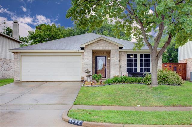 6052 Crescenzio Drive, Grand Prairie in Tarrant County, TX 75052 Home for Sale