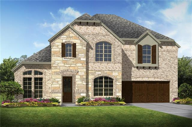 3908 Greenbrier Drive, Melissa in Collin County, TX 75454 Home for Sale