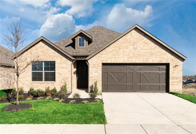1240 Sharp Street, Anna in Collin County, TX 75409 Home for Sale