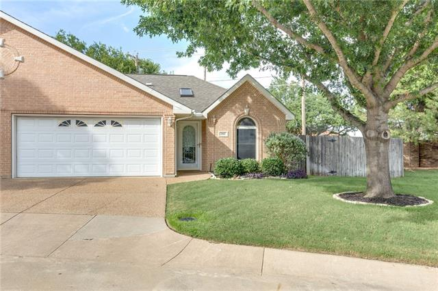 2517 Autumn Shade Court, Bedford in Tarrant County, TX 76021 Home for Sale