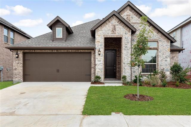3323 Sequoia, Melissa in Collin County, TX 75454 Home for Sale