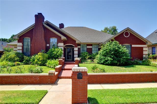 1604 Woodhill Lane, Bedford in Tarrant County, TX 76021 Home for Sale