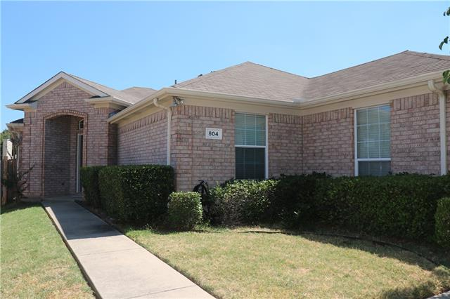 804 E Alexander Lane, Euless in Tarrant County, TX 76040 Home for Sale