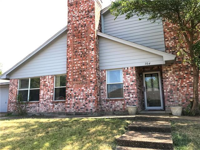 106 Idle Creek Lane, De Soto, Texas