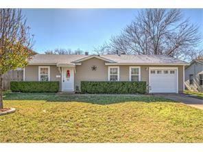 115 Fannin Drive, Euless in Tarrant County, TX 76039 Home for Sale