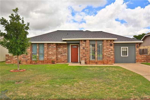 3841 Radcliff Road, Abilene, TX 79602