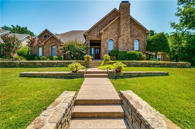 1313 Stonecreek Court, Garland in Dallas County, TX 75043 Home for Sale