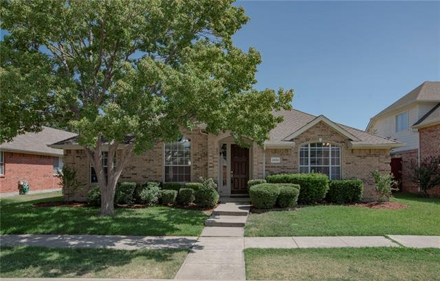 2402 Valley Creek Drive, Garland in Dallas County, TX 75040 Home for Sale