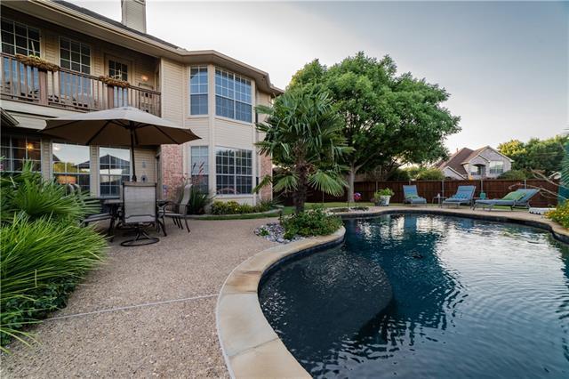 Allen Homes for Sale -  Pool,  1201 Morrow Lane