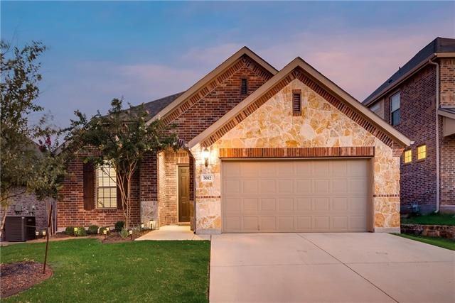 3012 Waterfall Drive, Fort Worth Alliance in Tarrant County, TX 76177 Home for Sale
