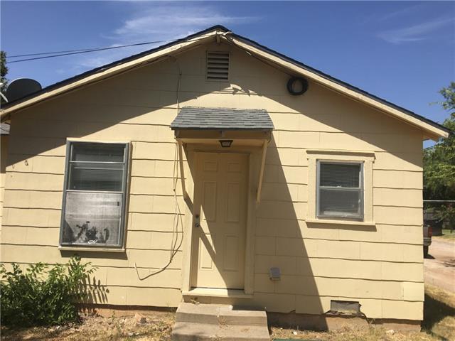 542 E North 16th Street, Abilene, TX 79601