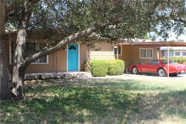 99 Hollywood Street, Coleman, TX 76834