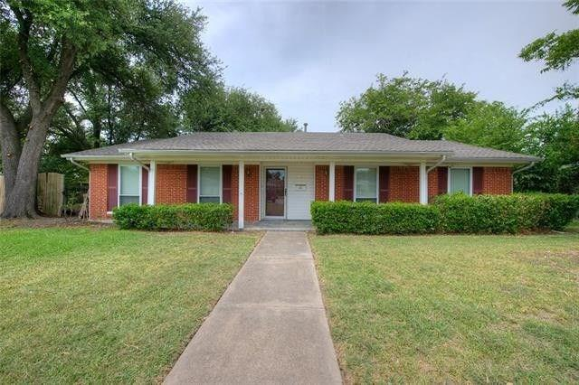 One of Garland 3 Bedroom Homes for Sale at 1025 Briar Way