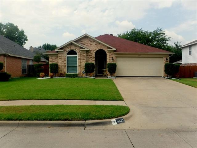 4527 Hanover Street, Grand Prairie in Dallas County, TX 75052 Home for Sale