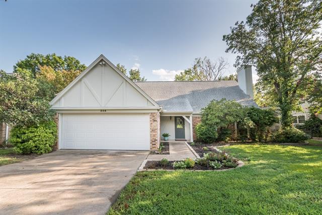 308 Harrington Lane, Euless in Tarrant County, TX 76039 Home for Sale
