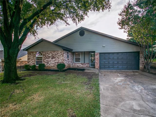 713 Parker Drive, Euless in Tarrant County, TX 76039 Home for Sale