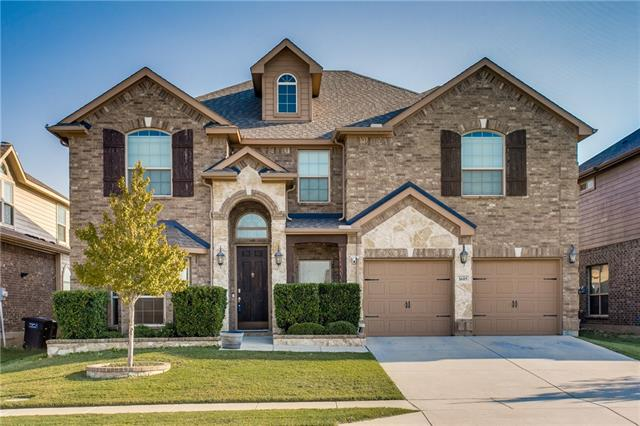 1605 Creosote Drive, Fort Worth Alliance in Tarrant County, TX 76177 Home for Sale
