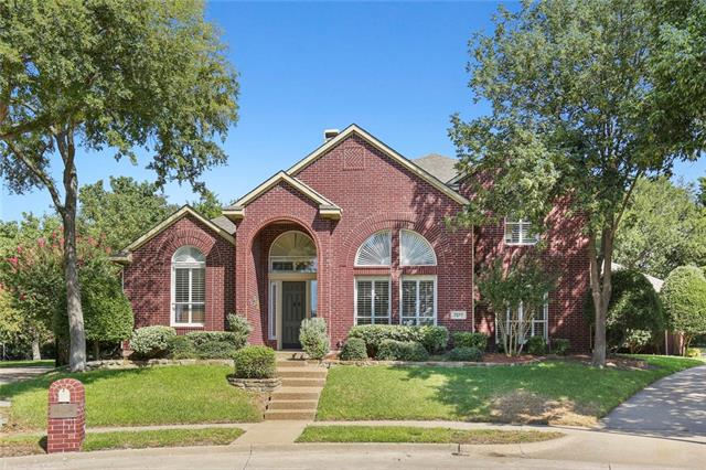 7517 Briarglen Court, North Garland, Texas 4 Bedroom as one of Homes & Land Real Estate