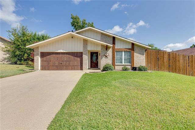 2317 Mesquite Court W, Bedford in Tarrant County, TX 76021 Home for Sale
