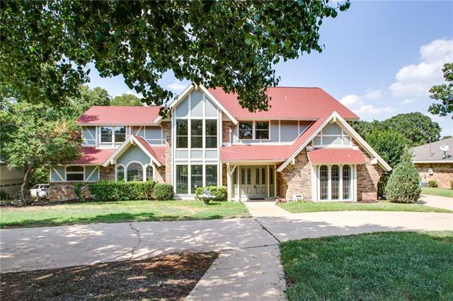 618 Bent Tree Drive, Euless in Tarrant County, TX 76039 Home for Sale