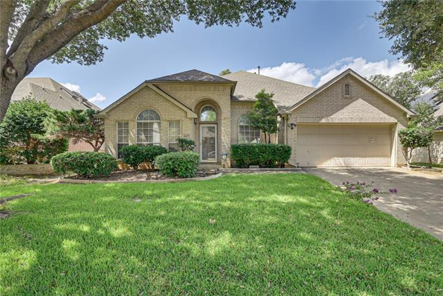 1007 Tennison Drive, Euless in Tarrant County, TX 76039 Home for Sale