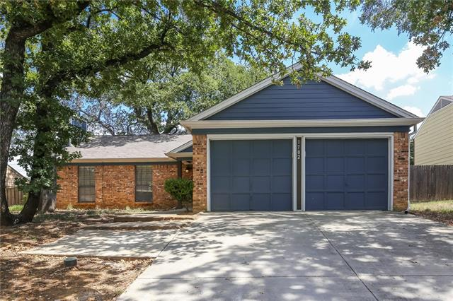 1702 Acorn Drive, Euless in Tarrant County, TX 76039 Home for Sale