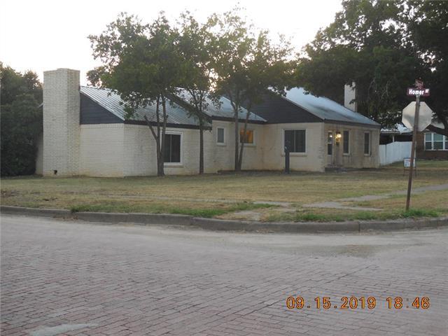 805 Cherry Street, Ranger, TX 76470